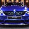 Genf 2018 BMW M3 CS F80 Frozen Dark Blue Live 07 120x120