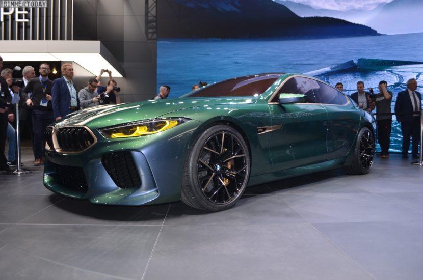 Genf 2018 BMW M8 Gran Coupe Concept Live 01 830x550