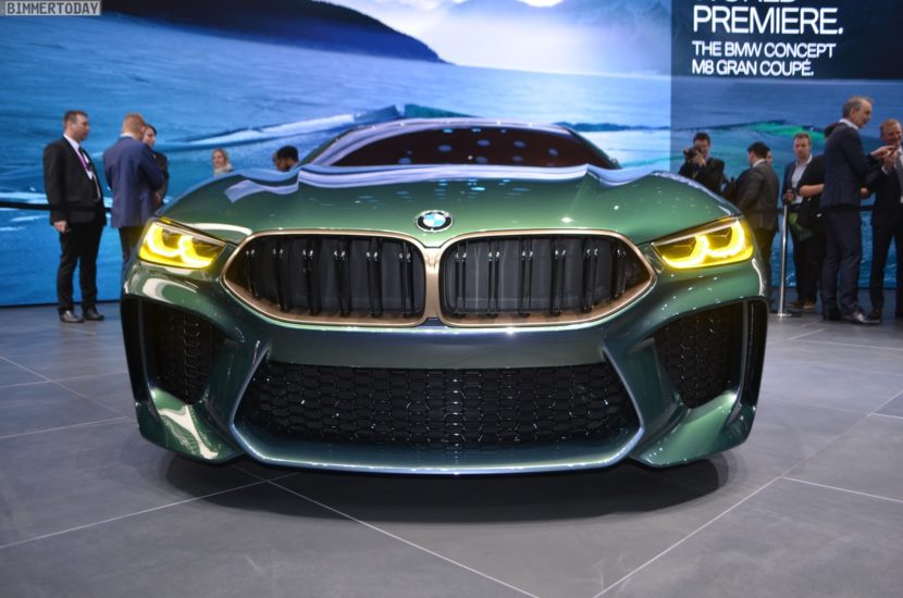 Genf 2018 BMW M8 Gran Coupe Concept Live 05 830x550