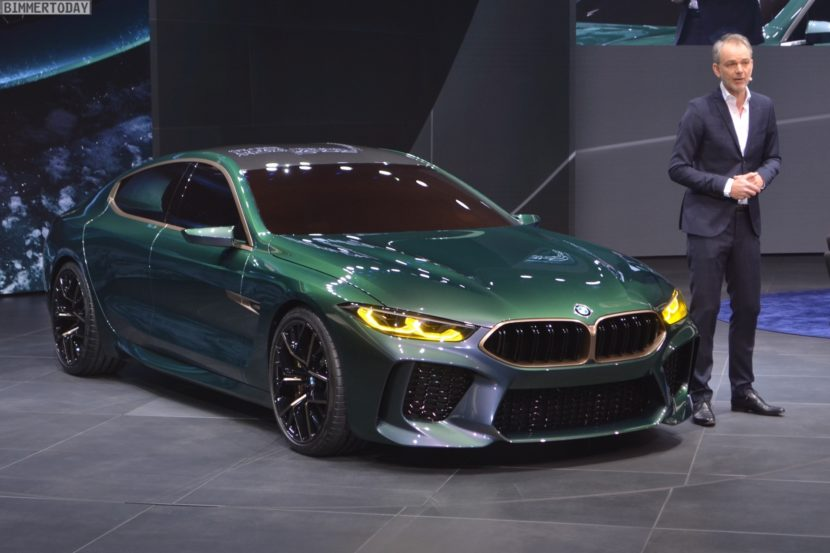Genf 2018 BMW M8 Gran Coupe Concept Live 17 830x553