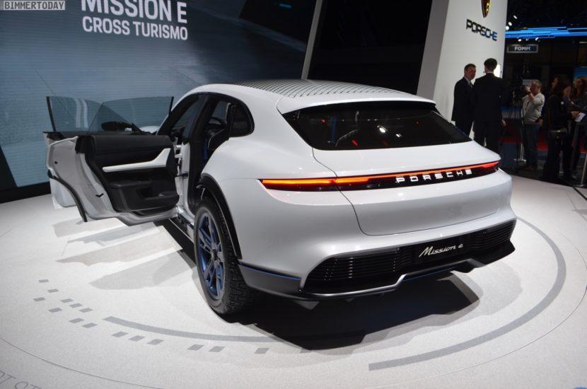 Genf 2018 Porsche Mission E Cross Turismo Concept Live 10 830x550