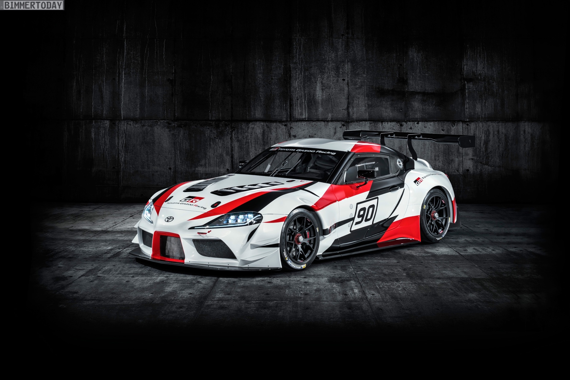 Genf 2018 Toyota GR Supra Racing Concept GAZOO 01