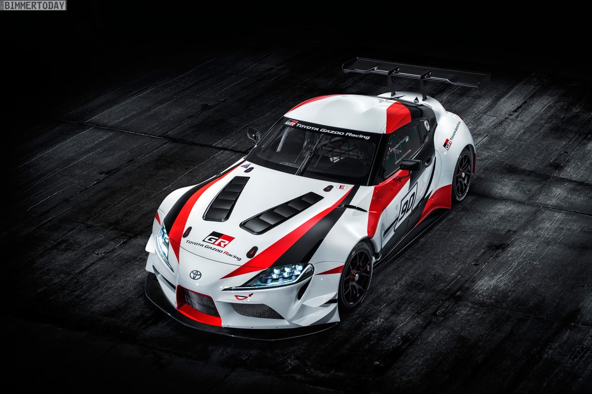 Genf 2018 Toyota GR Supra Racing Concept GAZOO 03