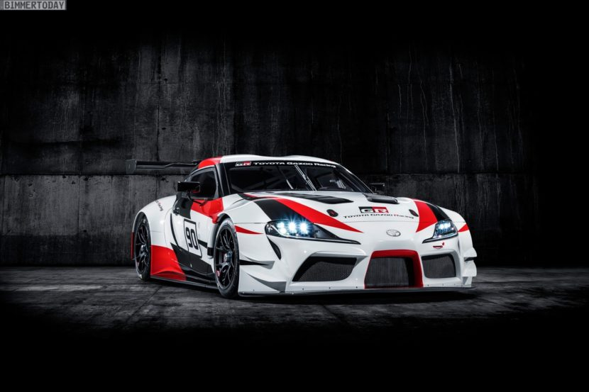 Genf 2018 Toyota GR Supra Racing Concept GAZOO 05 830x553