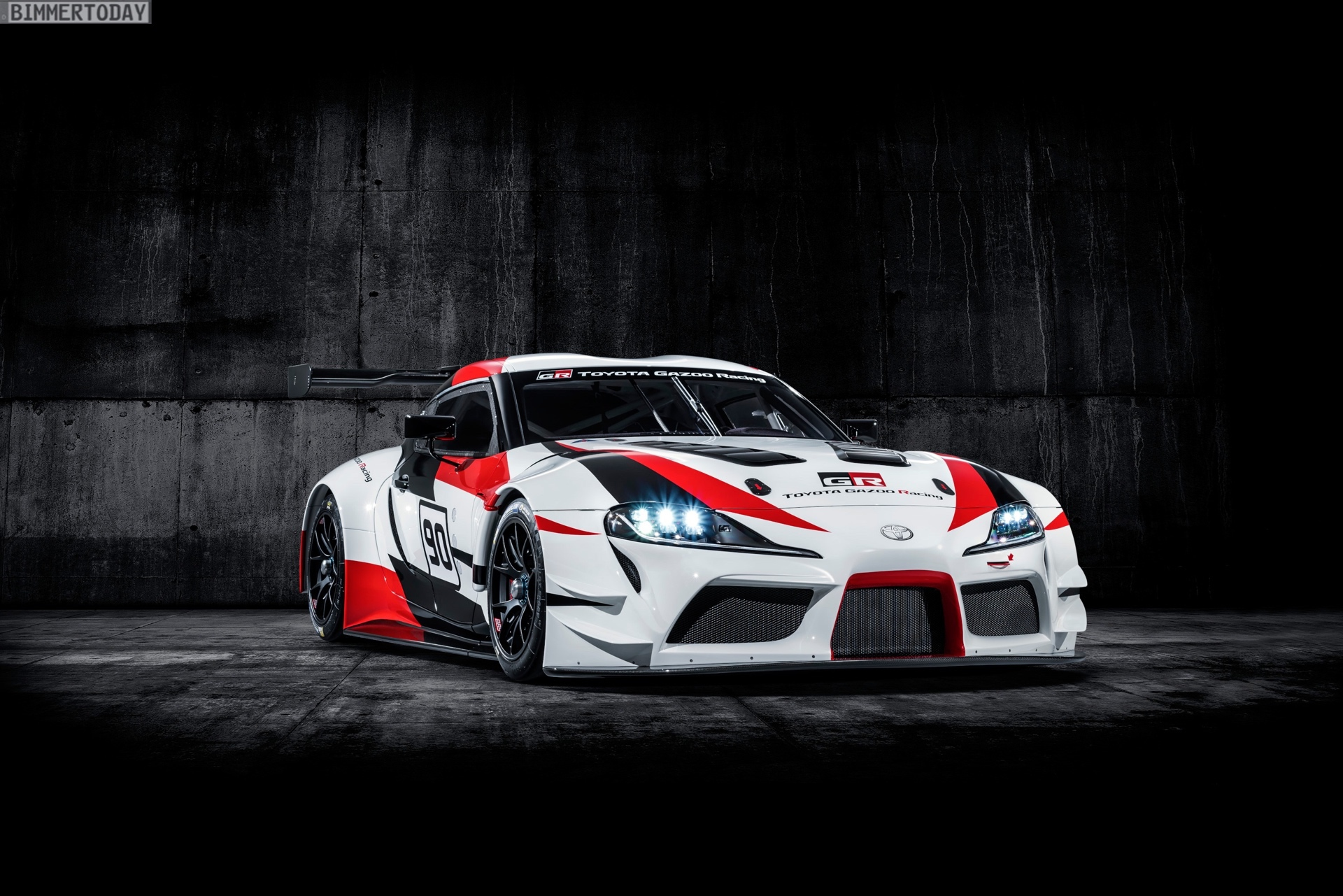 Genf 2018 Toyota GR Supra Racing Concept GAZOO 05
