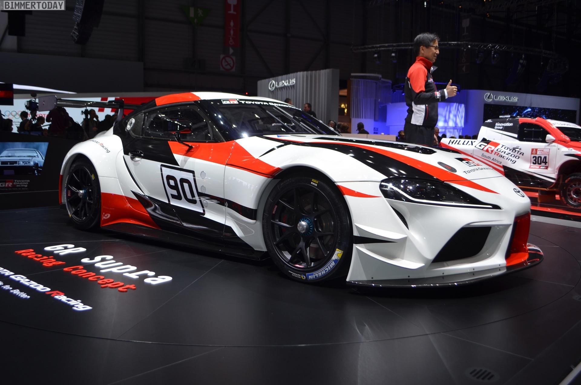 Genf 2018 Toyota Gr Supra Racing Concept Gazoo Live 01 830x550