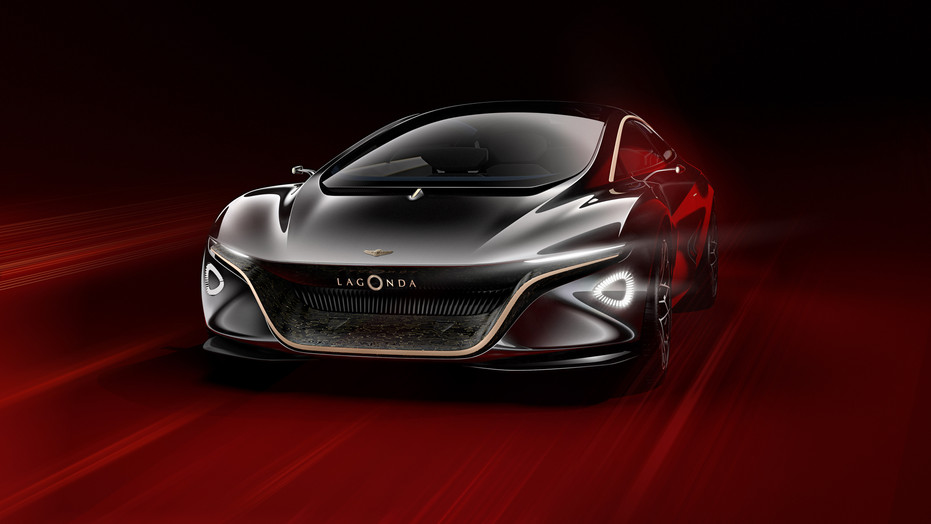 Lagonda Vision Concept 2