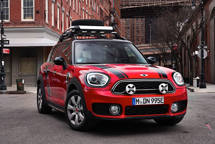 MINI Countryman Panamericana P90298531 highRes 830x554