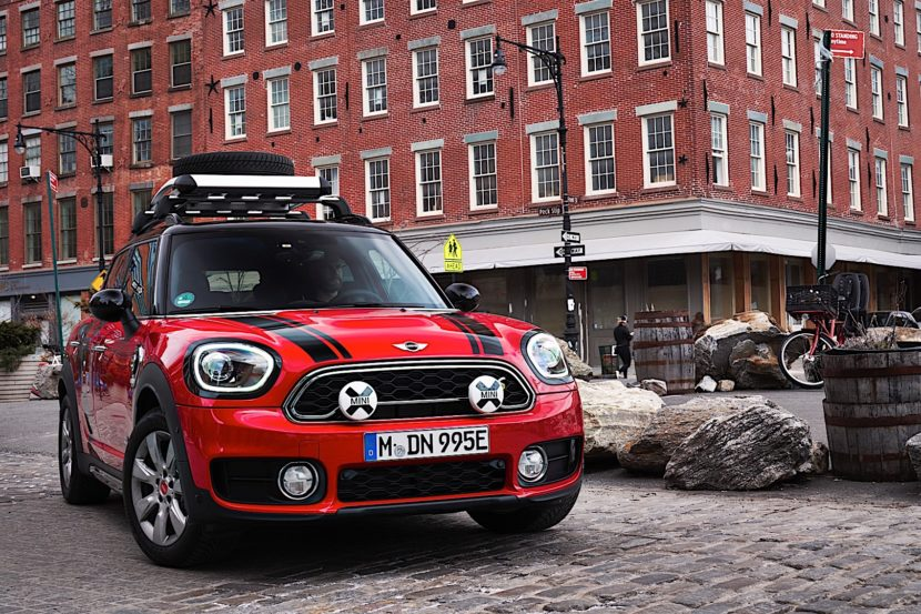 MINI Countryman Panamericana P90298533 highRes 830x553