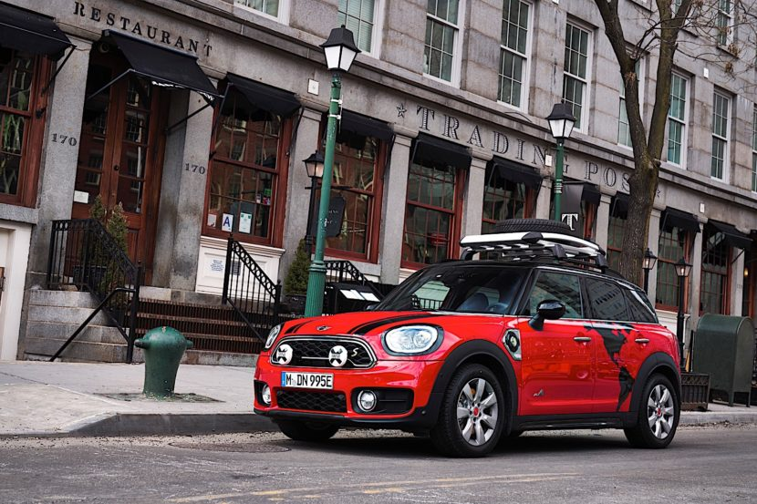 MINI Countryman Panamericana P90298534 highRes 830x553
