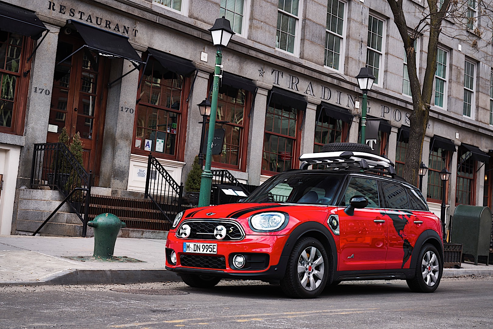 MINI Countryman Panamericana P90298534 highRes