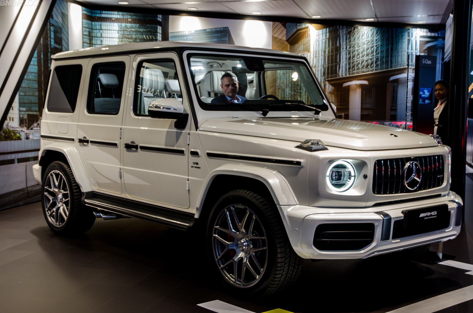 2018 nyias mercedes amg g63. Black Bedroom Furniture Sets. Home Design Ideas