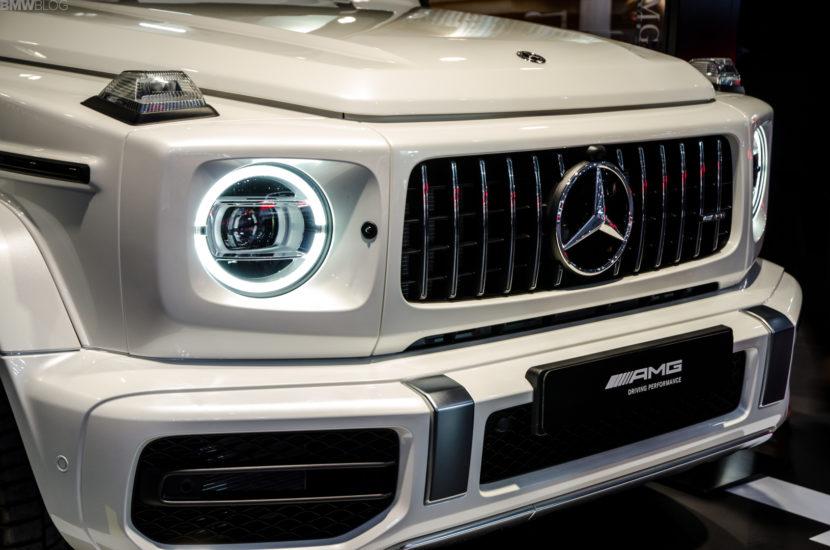 Mercedes AMG G63 830x550