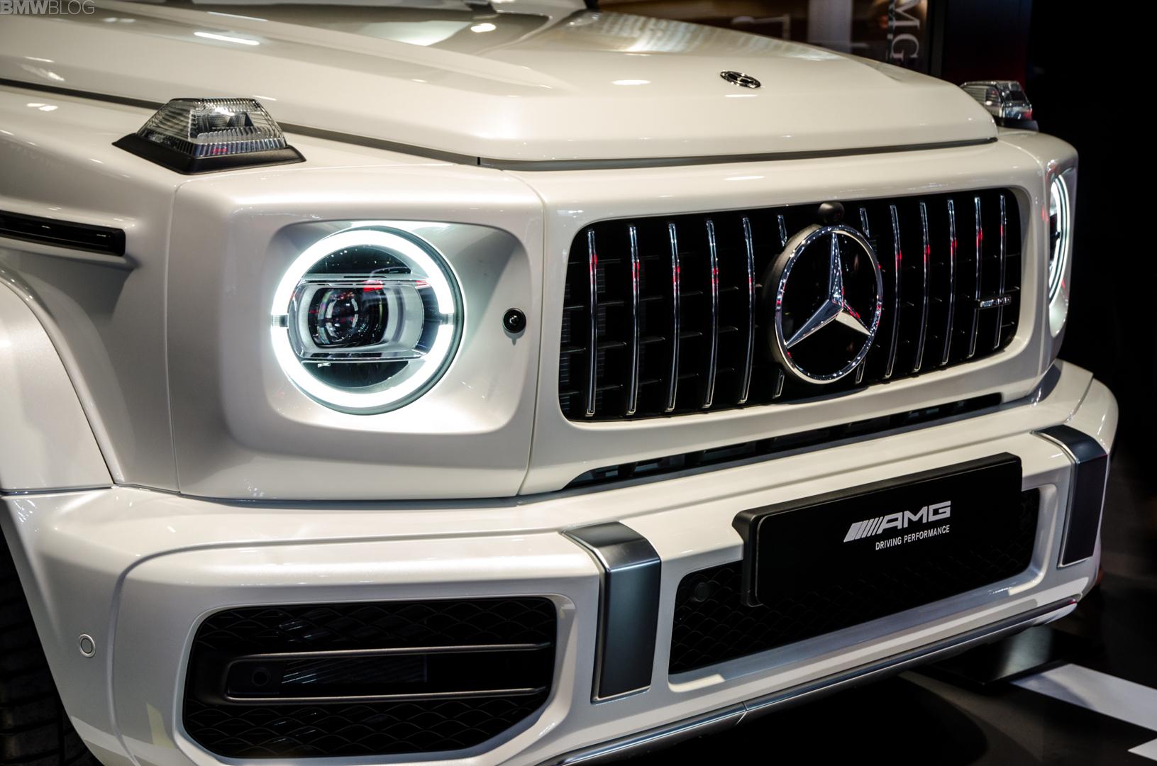 2018 Nyias Mercedes Amg G63