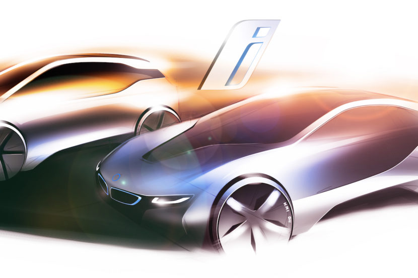 P90296502 highRes design sketch bmw i3 830x553