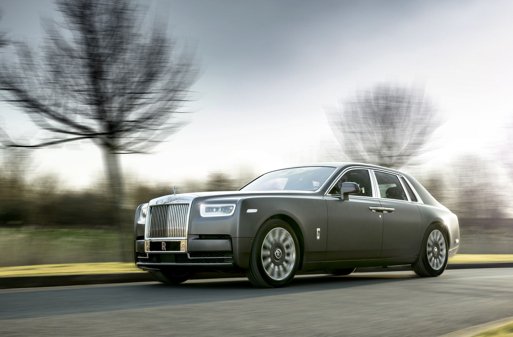 Rolls Royce Phantom Gentlemans Tourer 5