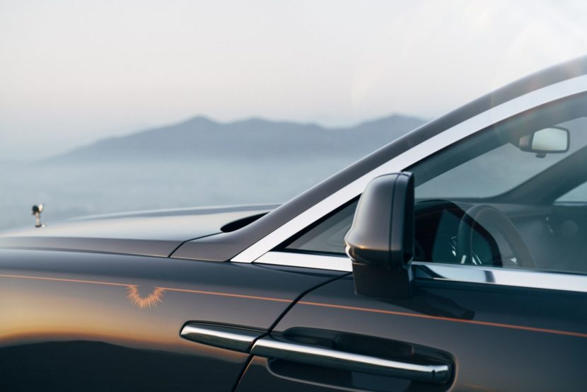 Rolls Royce Wraith Luminary Collection 1 830x554
