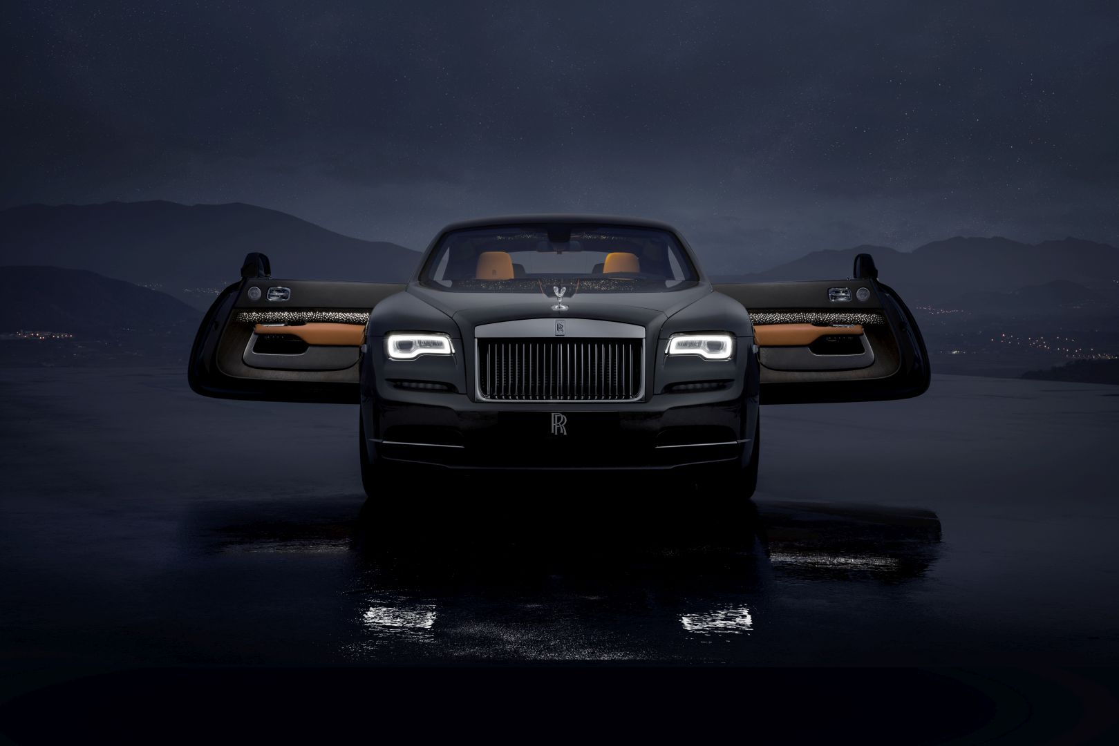 Rolls Royce Wraith Luminary Collection 3