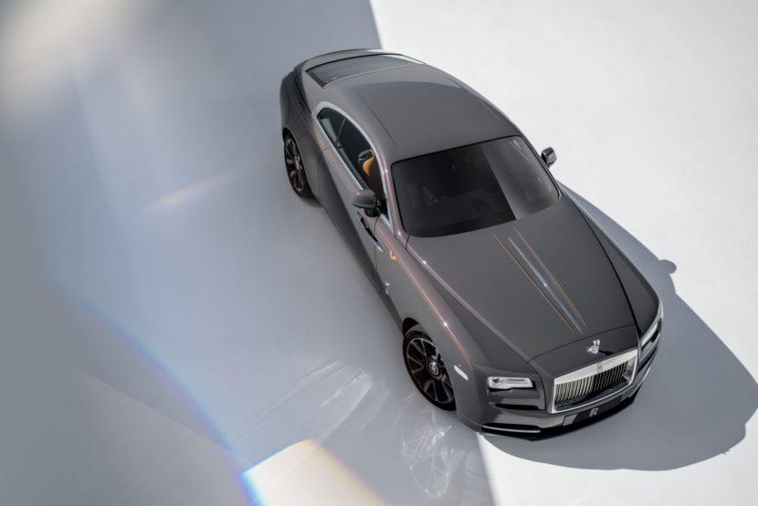 Rolls Royce Wraith Luminary Collection 8 830x554