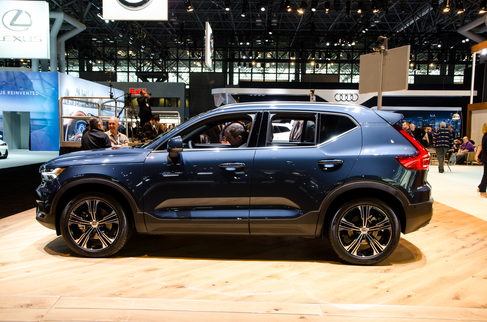 2018 Nyias Volvo Xc40 Was A Huge Hit