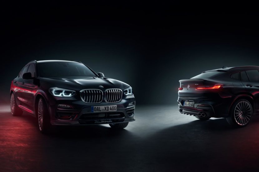 Video 2018 Bmw Alpina Xd4 Shows Up Online With 388 Hp