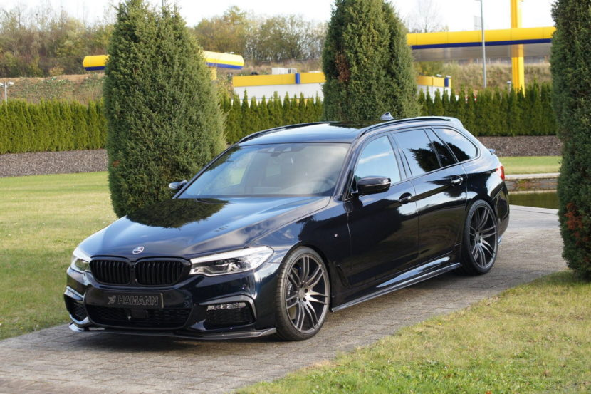 Is This Hamann Bmw 540i Touring The Performance Wagon You