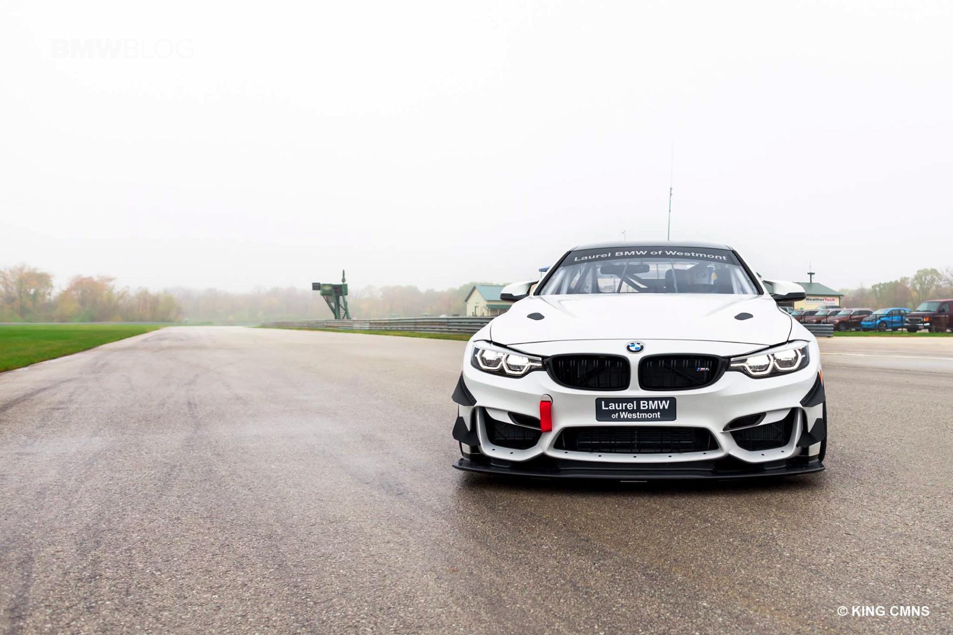 photoshoot BMW M4 GT4 08