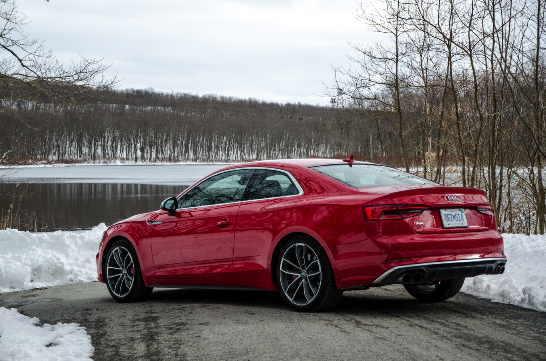 First Drive 2018 Audi S5 Coupe