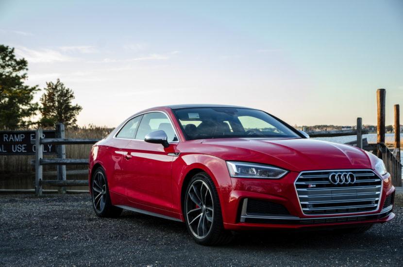 2018 Audi S5 test drive 24 830x550