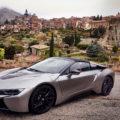 2018 BMW i8 Roadster test drive 01 120x120