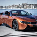 2018 BMW i8 Roadster test drive 124 120x120