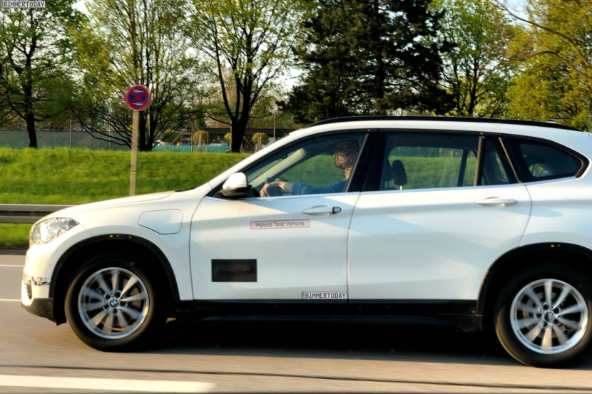 2019 BMW X1 xDrive25e iPerformance Plug in Hybrid F48 LCI 04 830x553