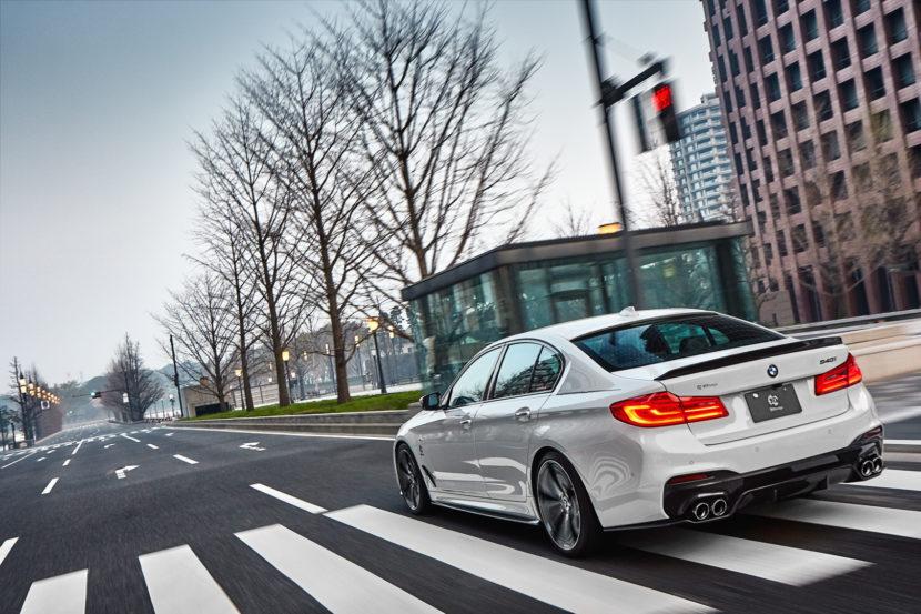 3D Design BMW 540i 4 830x553