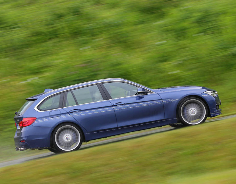 ALPINA B5 Bi Turbo Touring image 3 830x648