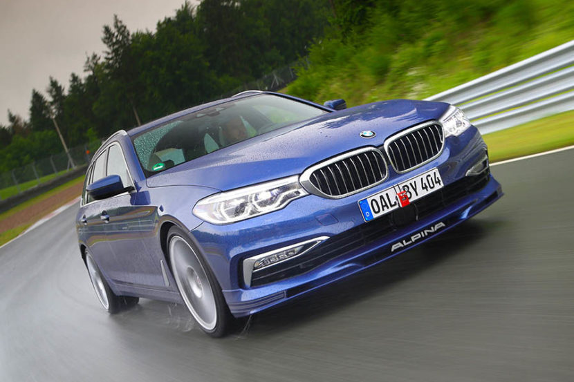 ALPINA B5 Bi Turbo Touring image 4 830x553