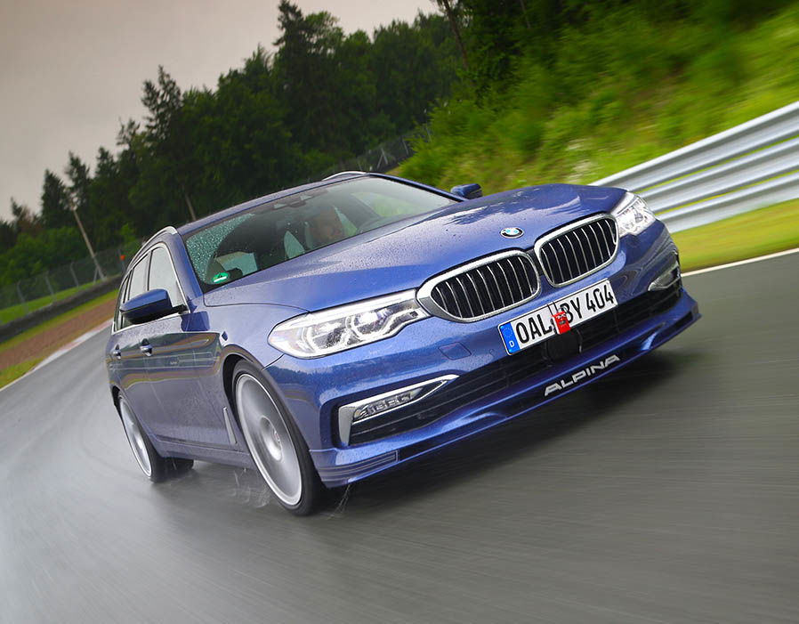ALPINA B5 Bi Turbo Touring image 4