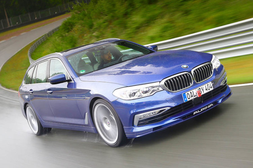 ALPINA B5 Bi Turbo Touring image 6 830x553