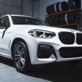 Alpine White BMW X3 M40i Image 1 120x120