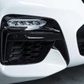 Alpine White BMW X3 M40i