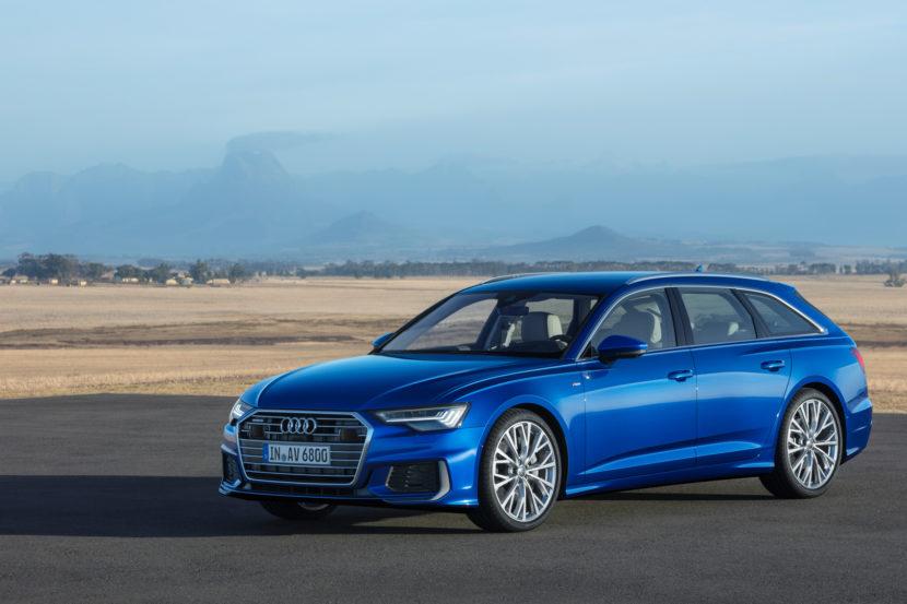 Audi A6 Avant 19 830x553