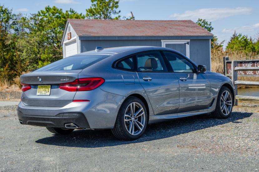 BMW 6 Series GT 42 830x550