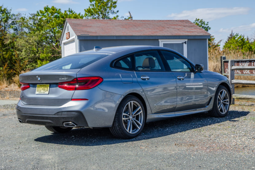 BMW 6 Series GT 42 830x553