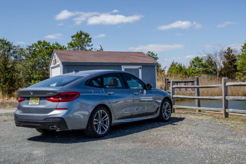 BMW 6 Series GT 43 830x553