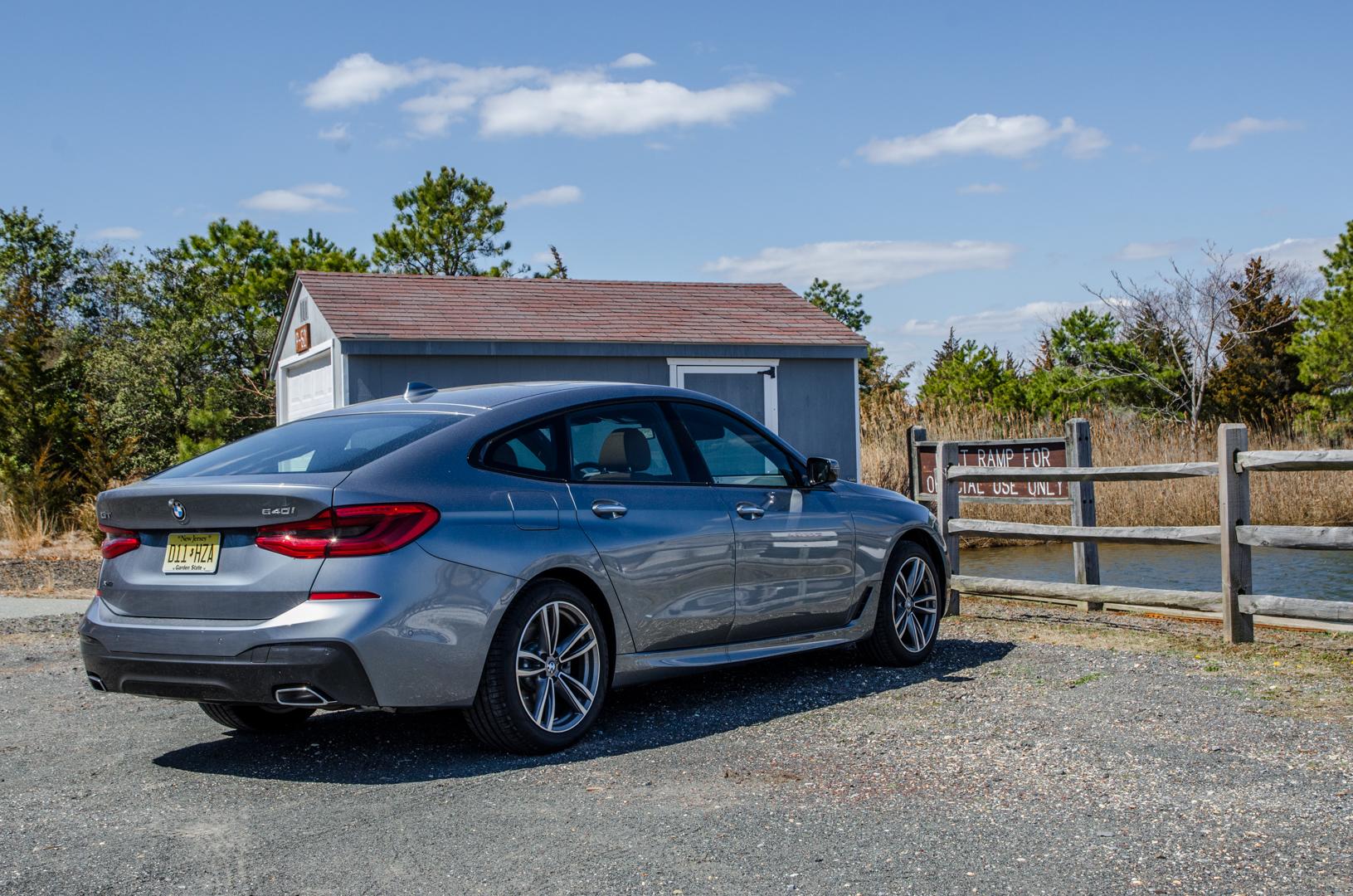BMW 6 Series GT 43