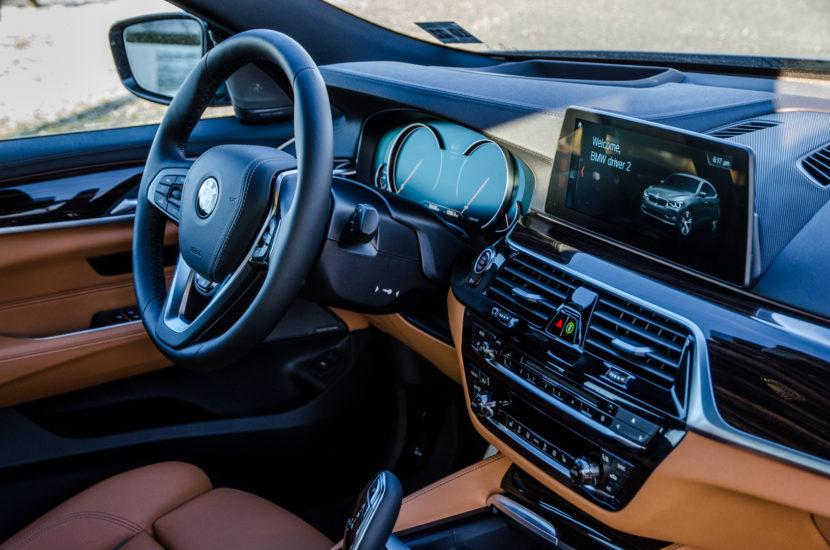 BMW 6 Series GT 6 830x550