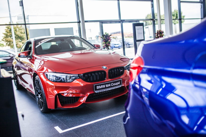 BMW M Showroom Is Opened in Brno 02 830x553