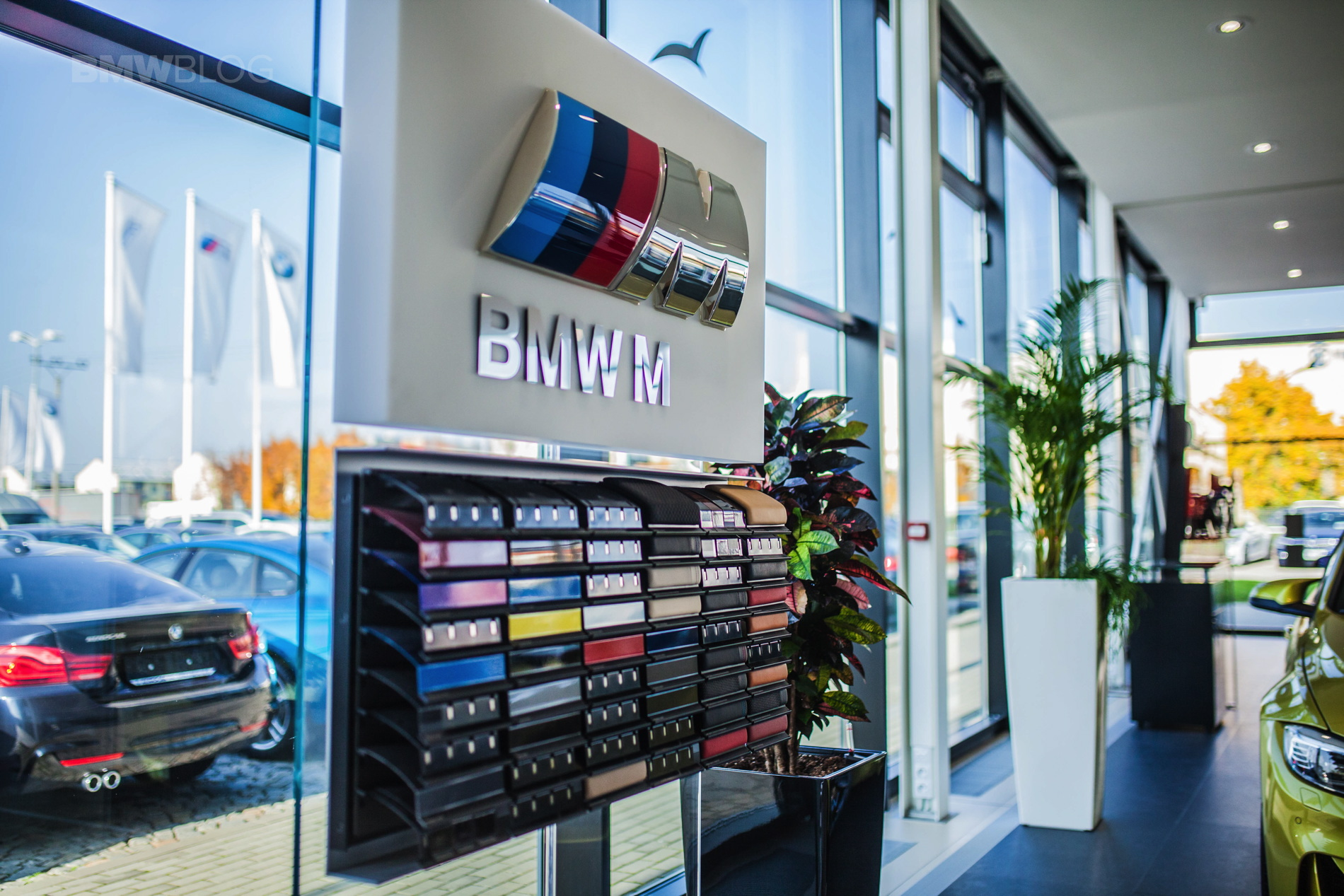 BMW M Showroom Is Opened in Brno 09