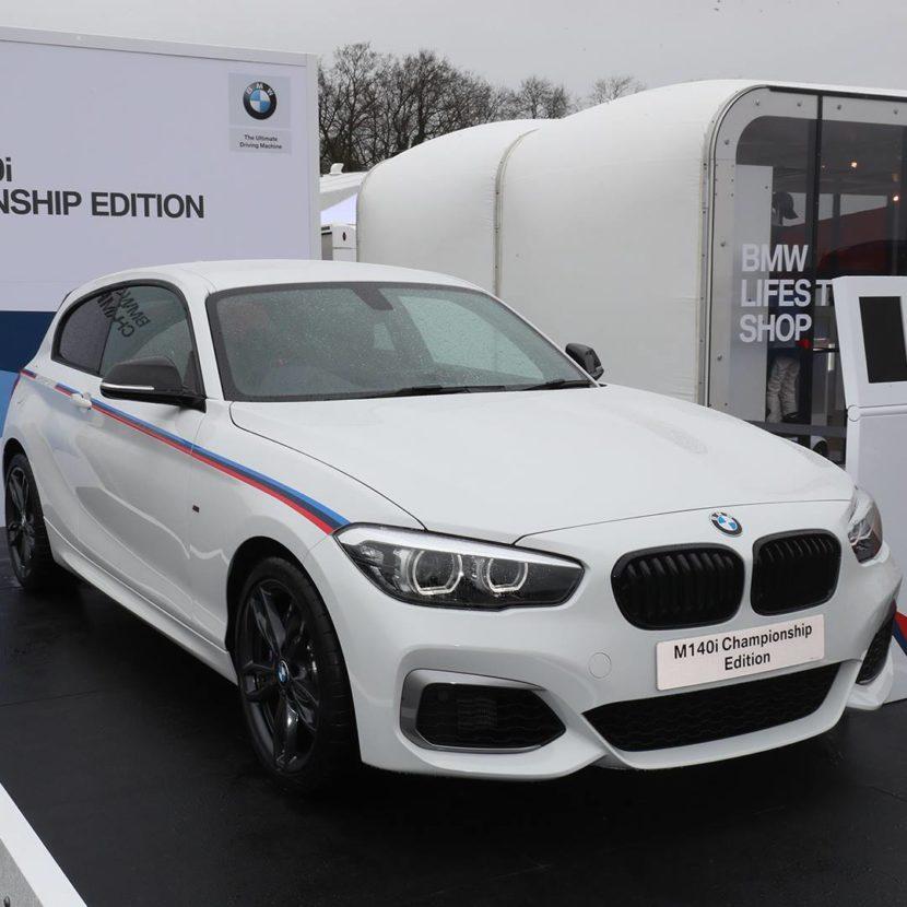 BMW M140i Championship Edition 2 830x830
