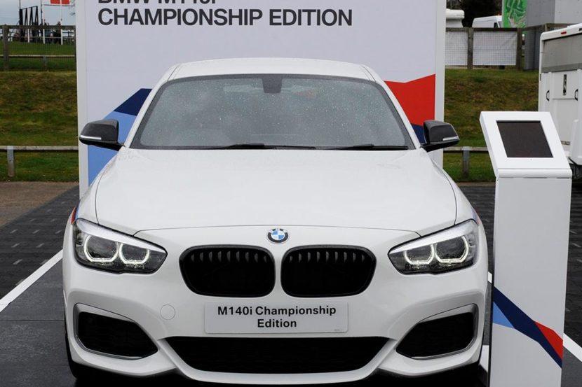 BMW M140i Championship Edition 4 830x553