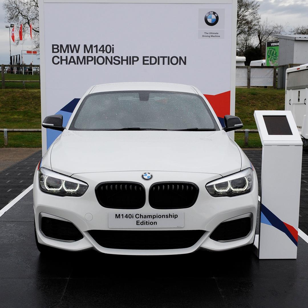 BMW M140i Championship Edition 4